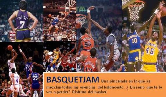 BASQUET JAM