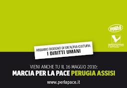 16 maggio 2010 - Marcia della pace Perugia - Assisi