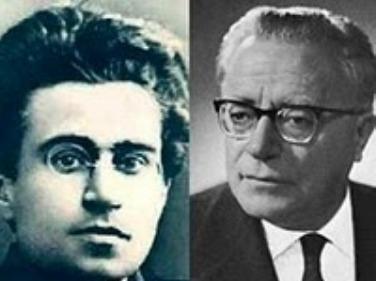 Resultado de imagen para Antonio Gramsci y Palmiro Togliatti