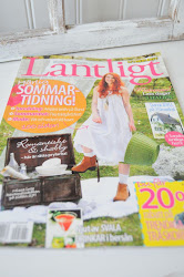 I TIDNINGEN LANTLIGT ÄR VÅRT HEM MED