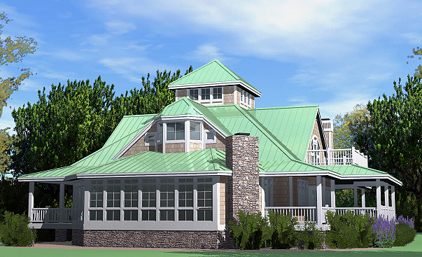 Southern cottages house plans coming soon the grand for Island cottage house plans