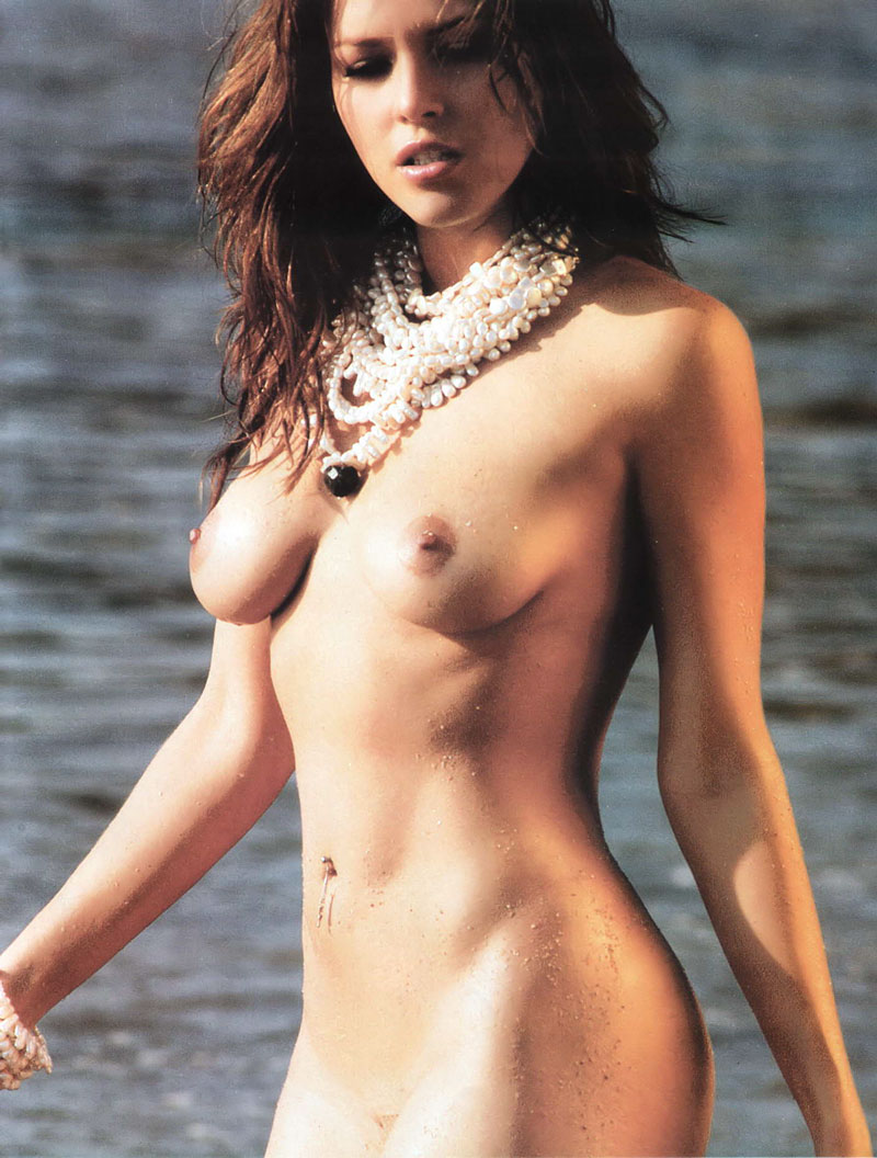Barbara bach nude in playboy