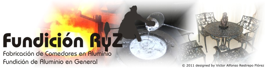 Fundición de Aluminio R y Z