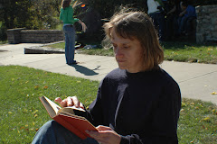 Reading in Loose Park
