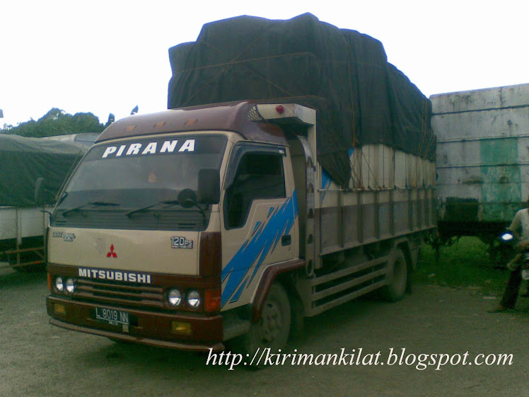 TRUCK UNTUK ANGKUTAN BARANG