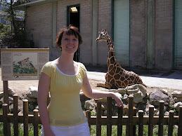 Me at Hogle Zoo