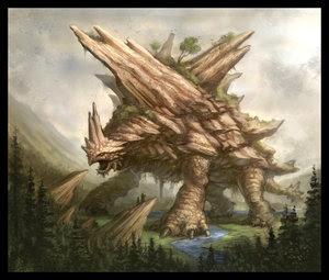 novas criaturas Rock_Dragon_by_VegasMike