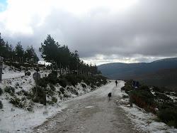 Primeras nieves 2010
