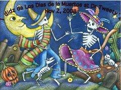 we did dia de los muertos