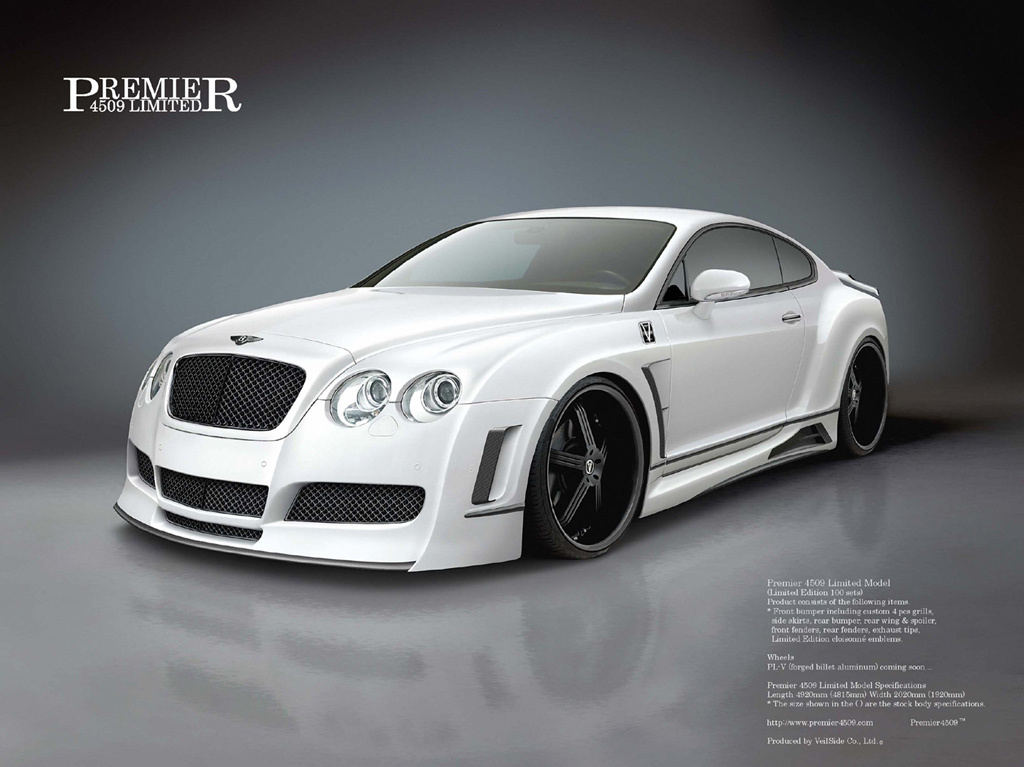 Count Bentley Gt Speed. Bentley Continental
