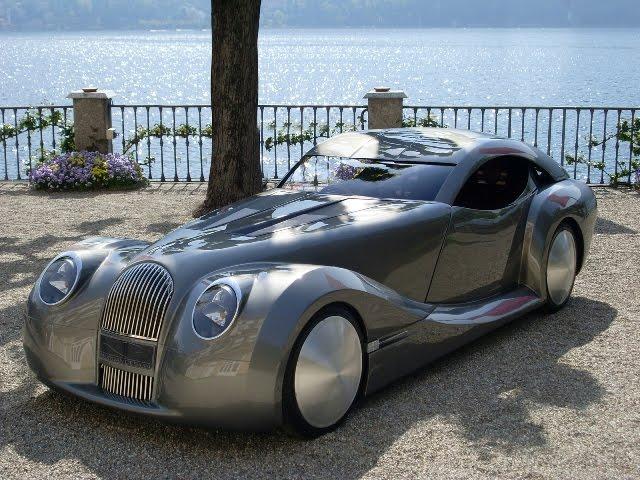 Morgan Plans Diesel Series Hybrid Sports Car Electric Vehicle News - Current sports cars