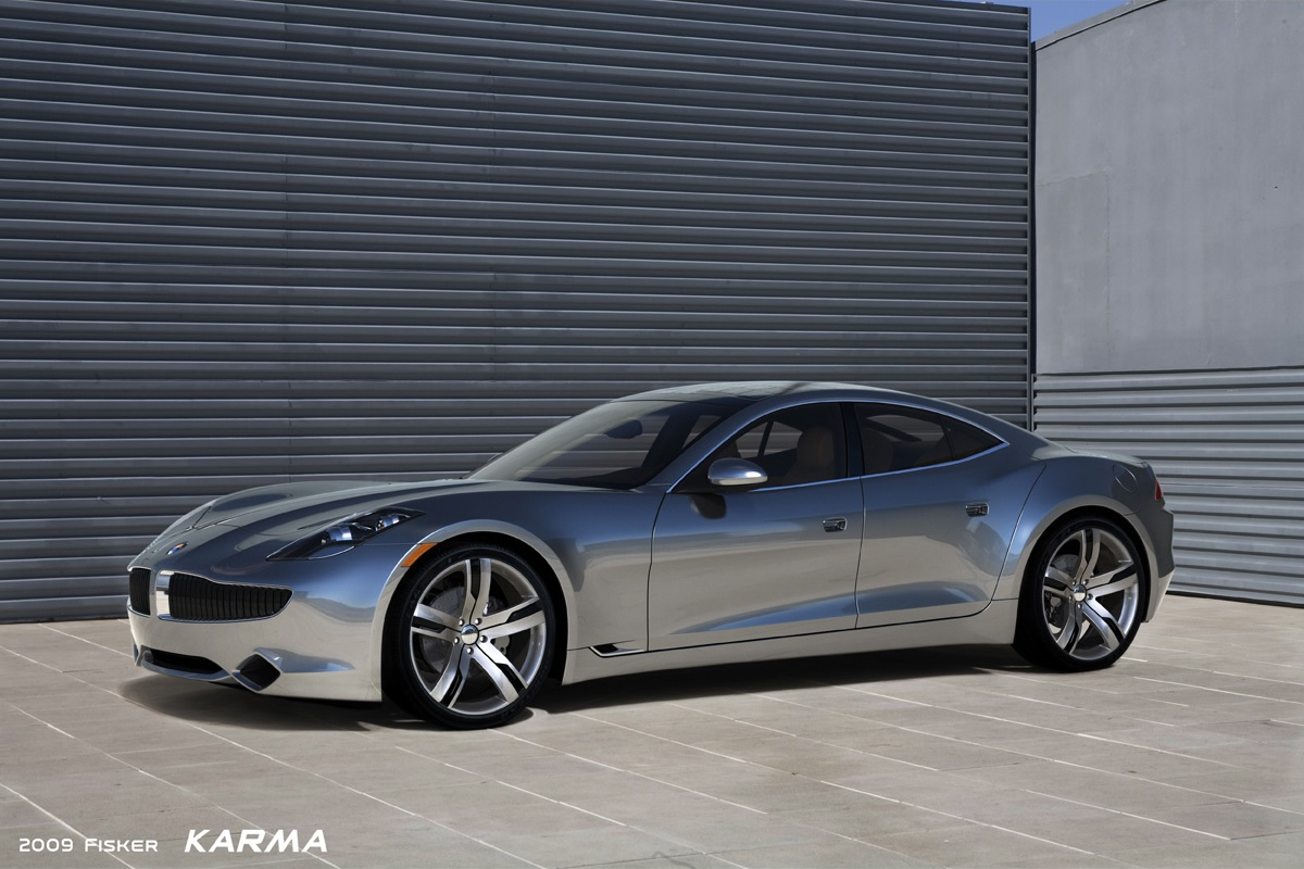 Fisker Karma To Launch At Paris Electric Vehicle News