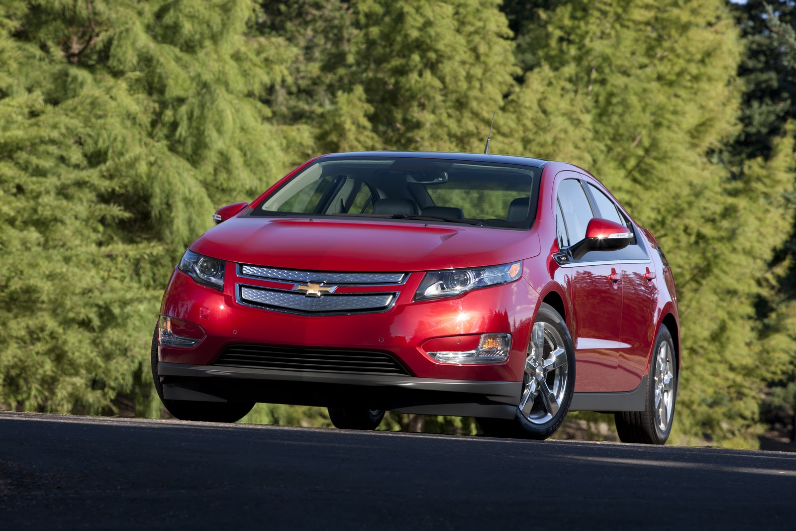 General motors officially launch the 2011 chevrolet volt