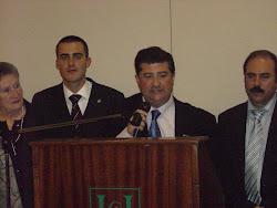 """""""PREMIO CABALLA 2009"""" CRONISTA OFICIAL DE CEUTA  D. JOSE LUIS GOMEZ BARCELÓ"""