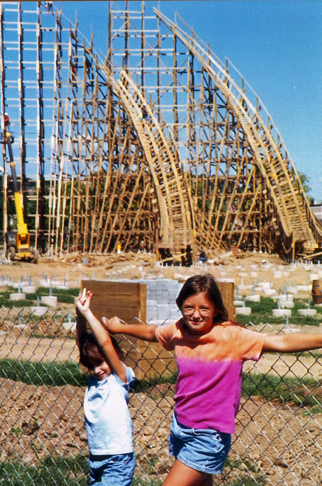NewsPlusNotes: A Blast Past From The Past - Lightning Racer Construction