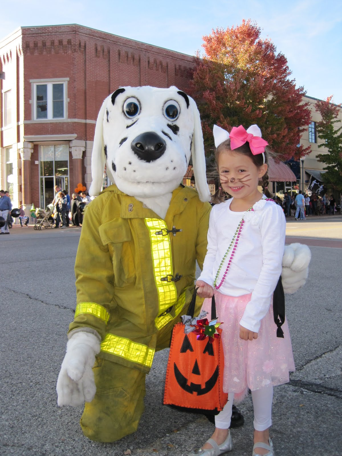 ava w  the firehouse dog