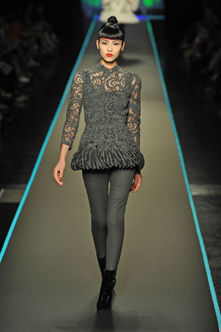Watch Couture Fashion Week: 39 divine pictures to pore over video