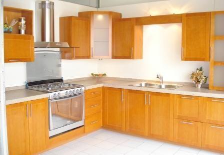Cocinas integrales cocinas integrales modernas modelos - Decoracion cortinas cocina ...