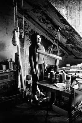 Eva Hesse, Studio Work