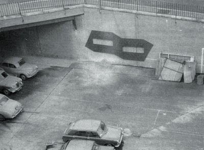 Malcom McLaren installation 1967