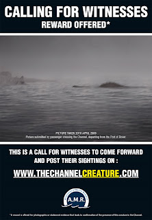 Association for Marine Research - www.thechannelcreature.com
