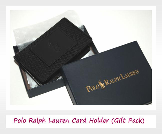 The bag society classic polo ralph lauren card holder now you can issue your business card with style elegance and class colourmoves