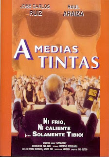 a medias tintas pelicula cristiana en linea