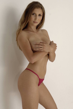 Naked women with long erect nipples