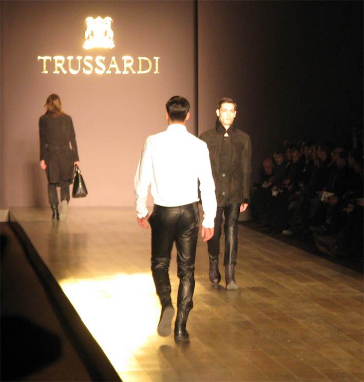Nob: Trussardi 100 Years!