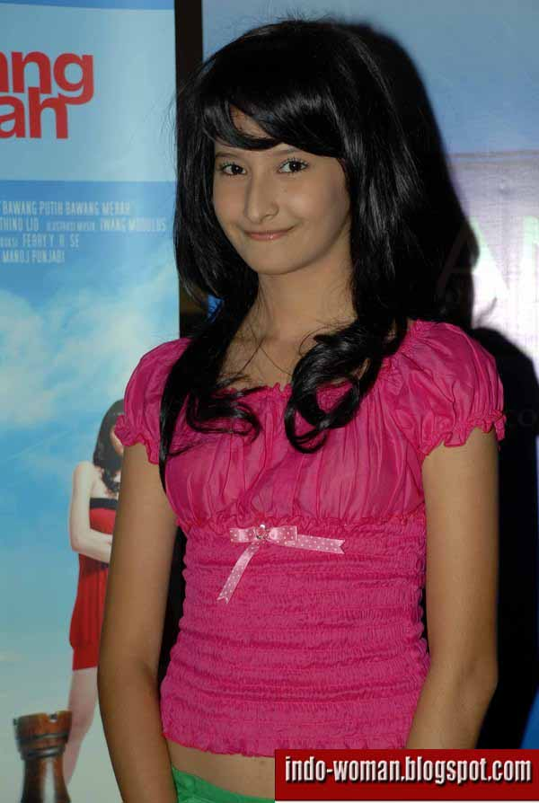 Afifa Shafira Bugil