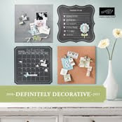 Definitely Decorative from Stampin' Up!!