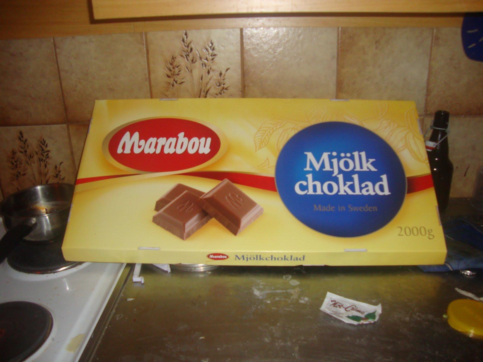 marabou choklad 2000g