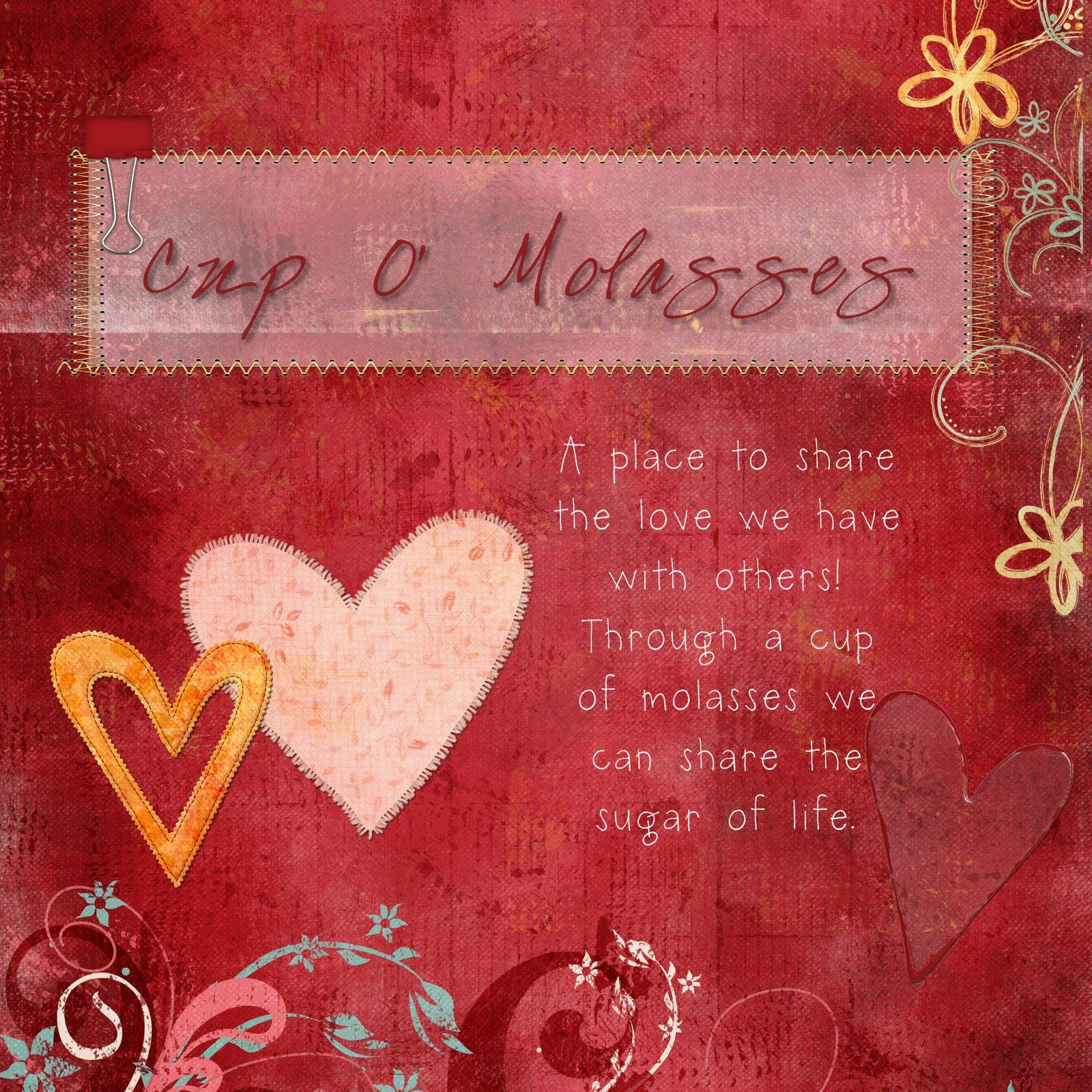 Cup O' Molasses