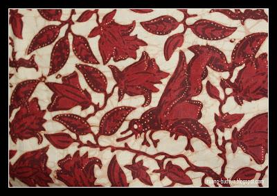 culture + visual + archives: Batik Banyumas