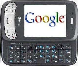 Google Mobile G1