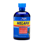 Melafix - Aquarium Pharmaceuticals Antibacterial Remedy For The Treatment Of Koi And Goldfish Diseases