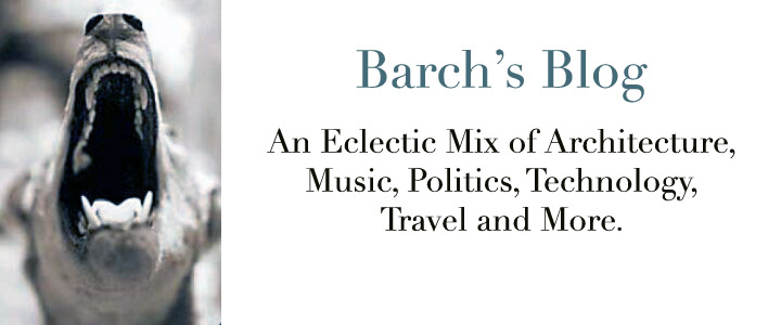 Barch's Blog