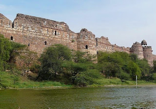 beautiful Purana Qila