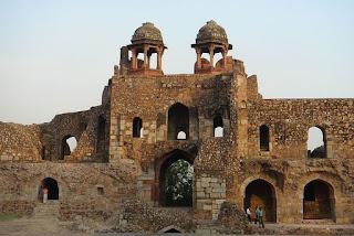 Purana Qila view