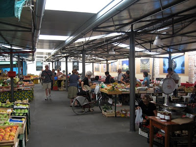 The Market in Centro - Pesaro