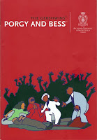 Porgy and Bess programme