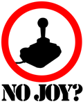 no joy