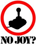no joy