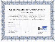 OSP URASEAL, Chicago 2008