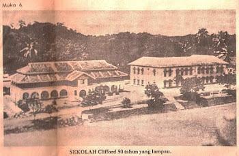Clifford High School, Kuala Lipis, Pahang, MALAYSIA