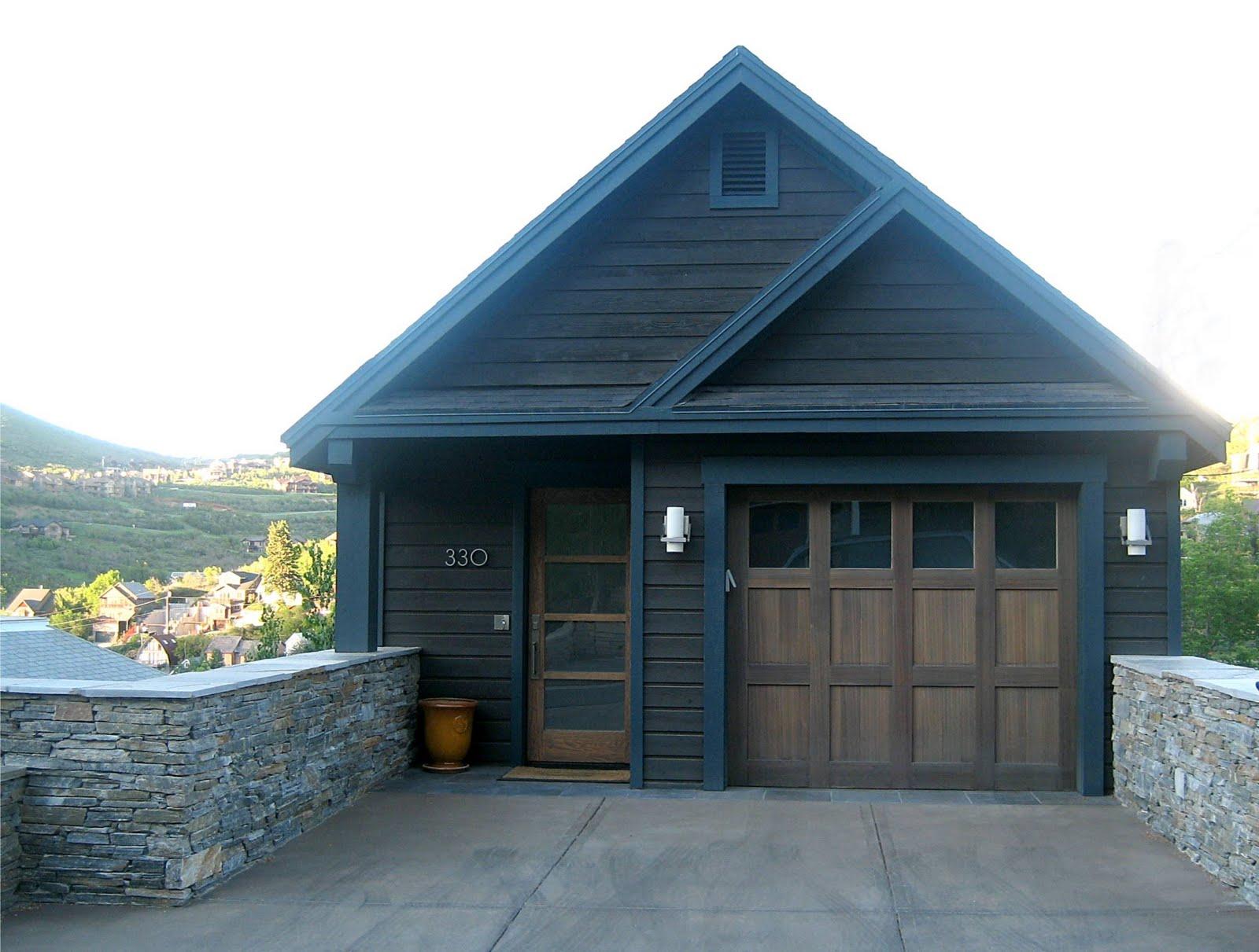 Modern Cottage Modern Cottage Style Park City Utah