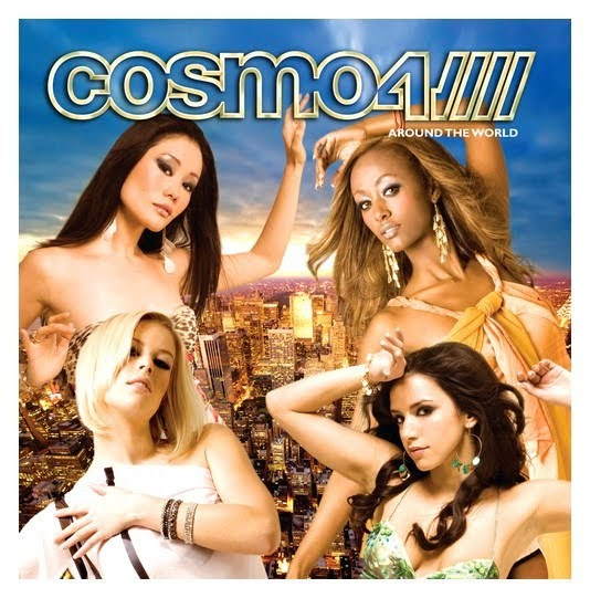 Cosmo4 - Peek-A-Boo