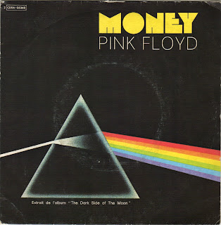 Pink Floyd - Money / The Wall,Music From The Film (Simples) Frente