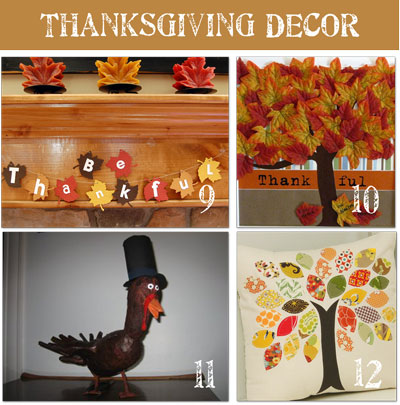Thanksgiving Decorations on Mike Erin Alaska Diaries  Handmade Thanksgiving Decor