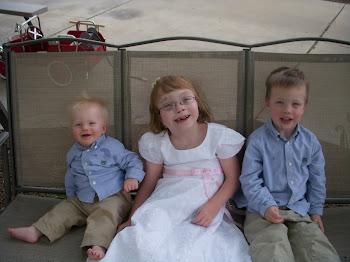 Three Little Crazies
